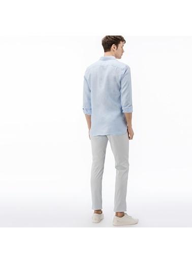 Lacoste Erkek Slim Fit Pantolon HH0902.02T Beyaz